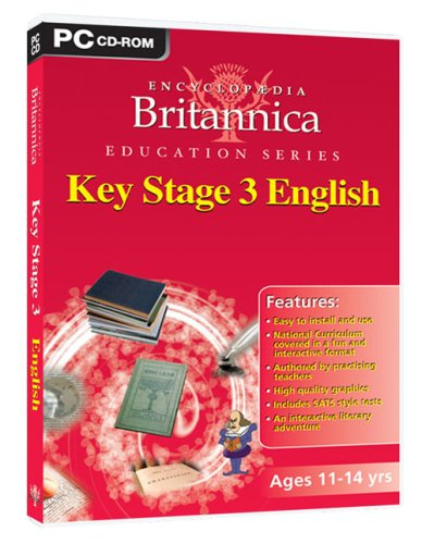 Britannica Key Stage 3: English (11 to 14 Years) (PC)