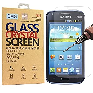 DMG 2.5D Tempered Glass Screen Protector for SAMSUNG GALAXY CORE i826 (No Fingerprints Anti-Scratch Oil Coated Washable)