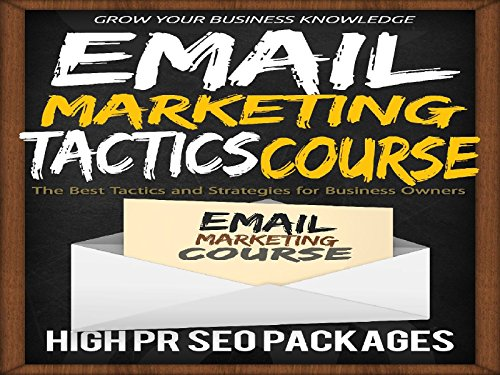 Email Marketing Tactics Course on Amazon Prime Video UK