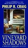Vineyard Shadows: A Martha's Vineyard Mystery