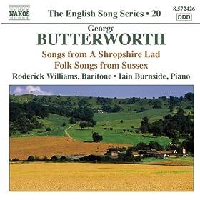 English Song Series, Vol. 20: Butterworth
