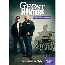 Ghost Hunters: Season 7: Part 1