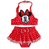 Disney Minnie Mouse Red Swimsuit for Baby