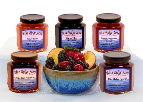 Blue Ridge Jams: Preserves Variety Pack, Set