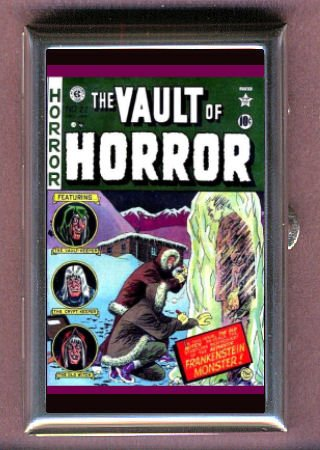VAULT OF HORROR EC COMIC BOOK MONSTER Coin, Mint or Pill Box: Made in USA!