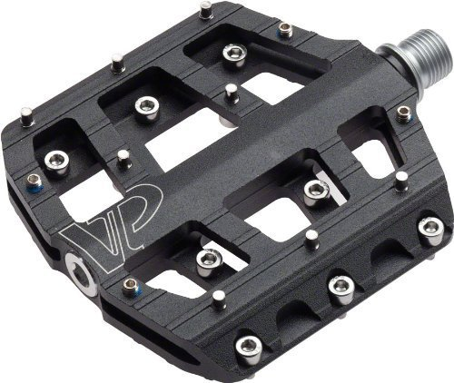 VP Components VP-Vice Pedals (Pack of 2) (9/16-Inch, Black) (Nukeproof Electron compare prices)