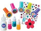 ALEX Toys Spa Mix & Make Up Nail Sparkle Kit