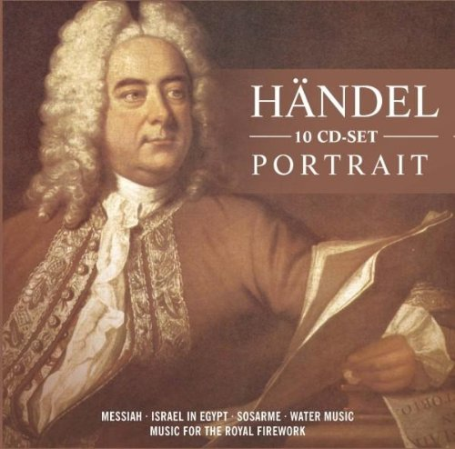 Portrait (10 Cd-Set) - haendel - CD