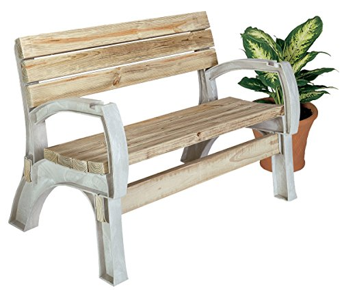 Hopkins Outdoor Patio Chairs Yard Loveseat Bench Furniture