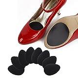 Sanheshun® 5Pairs(10pcs) Non-Slip Shoes Pads Anti-Slip Unisex Heel Sole Grip Protector Cushion