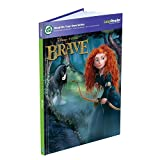 LeapFrog LeapReader Book Disney Pixar Brave Works With Tag