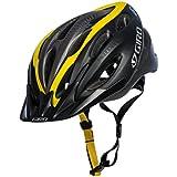 GIRO(ジロ) Indicator Helmet インディケーター サイクリング ヘルメット Matte Yellow/Black Livestrong  【並行輸入品】