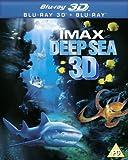 IMAX Deep Sea [Blu-ray 3D + Blu-ray + UV Copy] [Region Free]