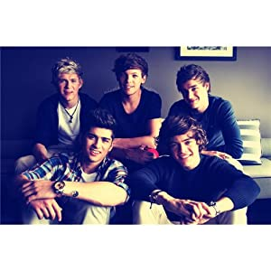 One Direction 21x14/36x24 Artists ArtPrint Poster 053C by CCEE