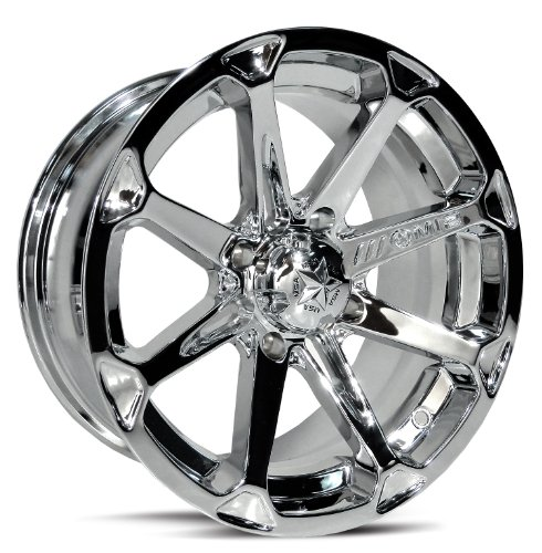 MotoSport Alloys M12 Diesel Chrome 14x7 - Inch