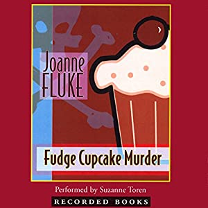 Fudge Cupcake Murder Audiobook