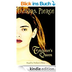 Trickster's Queen (Daughter of the Lioness)