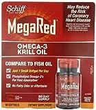 Schiff MegaRed Omega-3 Krill Oil 300 mg - 90 Softgels