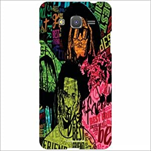 Design Worlds Back Cover Samsung Galaxy Grand Prime SM-G530H - Phone Cover Multicolor