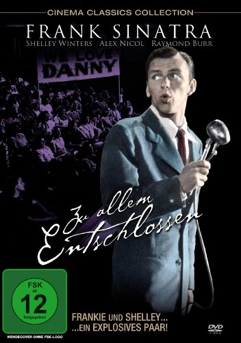 Frank Sinatra - Zu Allem Entschlossen - Cinema Classic Collection