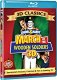 March of the Wooden Soldiers 3 [Blu-ray]