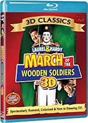 March of the Wooden Soldiers (3D Blu-Ray)