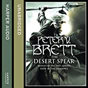 The Desert Spear: The Demon Cycle, Book 2 | Peter V. Brett