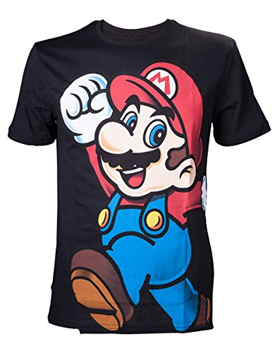 NINTENDO Super Mario Bros. Men's Let's Go