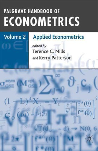 Handbook of Econometrics, Volume 2