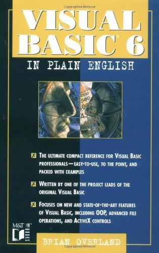 Visual Basic6 In Plain English