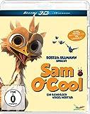 DVD Cover 'Sam O'Cool - Ein schräger Vogel hebt ab!  (inkl. 2D-Version) (inkl. Digtial UltraViolet) [3D Blu-ray]
