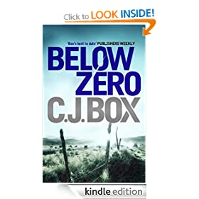 Below Zero (Joe Pickett 9)