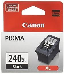 2 Pack Canon PG-240XL Black Cartridge