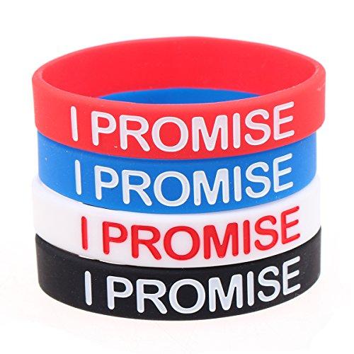 qsks-nba-i-promise-sprots-silica-gel-wristband-bracelet4-pcs-lot