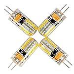 Aukru� 4 St�cke G4 4LED Lampe 3Watt ,...