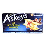Askeys Ice Cream Wafers x 48 150g