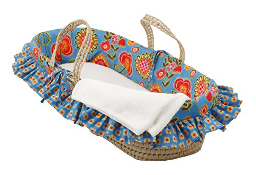 Cotton Tale Designs Moses Basket, Gypsy