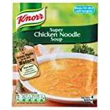 Knorr Super Chicken Noodle Dry Soup 51g Case of 12