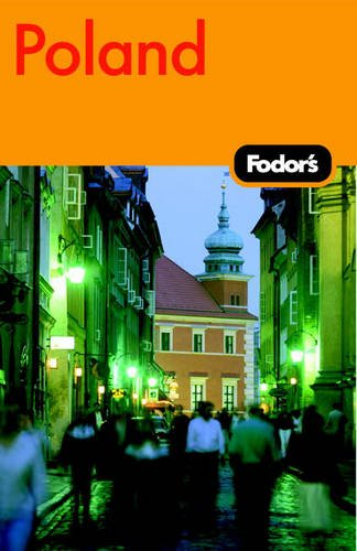 Fodor's Poland: 1st Edition (Fodors Gold Guides)