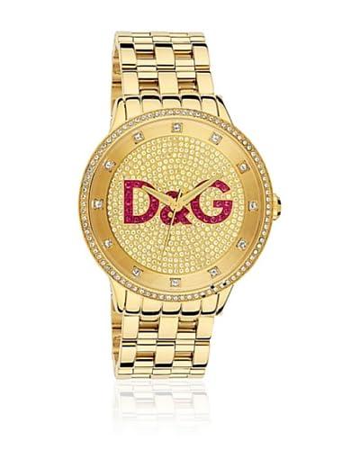 D&G Orologio DW0377 Dorato