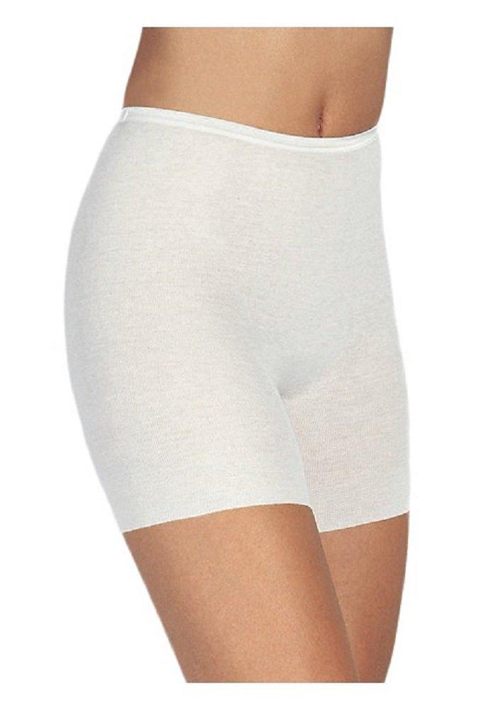 Medima Classic Damen-Schlüpfer normal Plus Seide weiß – Größe L günstig bestellen