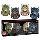 Dorbz: Funko Game of Thrones - Dragons 4-pack 2018 SDCC Exclusive (Tamaño: Small)