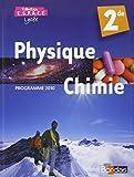 E.S.P.A.C.E 2de  Manuel de l'élève Petit format (Éd. 2010)
