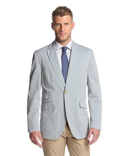 Kroon Men's Sting Two Button Solid Sportcoat