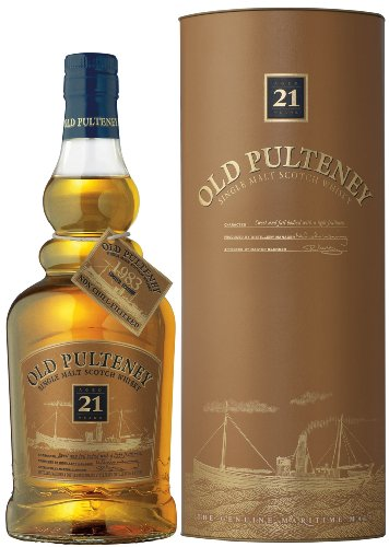 Nauticalia Old Pulteney 21 year old whisky
