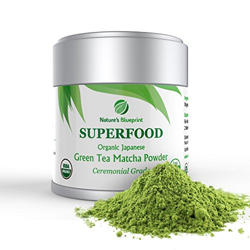 Nature S Blueprint Matcha