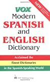 img - for Vox Modern Spanish and English Dictionary book / textbook / text book