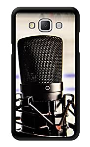 """Humor Gang Microphone Love Printed Designer Mobile Back Cover For """"Samsung Galaxy j5"""" (3D, Glossy, Premium Quality Snap On Case)"""
