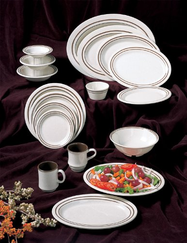 """Choose From A Verity Of Plates / Platters / Cups / Bowls Dinnerware Set Service For 12 Break-Resistance Melamine *Nsf* (7 Oz. 4"""" Bouillon Cup)"""