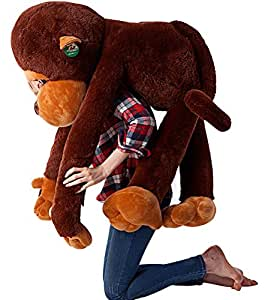 The Giant Monkey Stuffed Plush Toy Doll